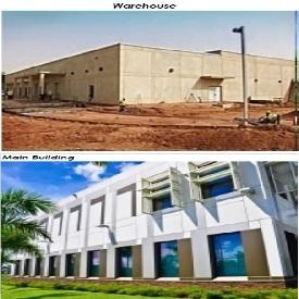 OBC COMPOUND REHABILITATION USA EMBASSY BUILDING