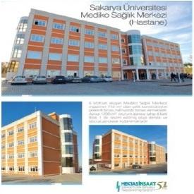 SAKARYA UNIVERSITY MEDICO HEALTH CENTER