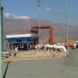 BAKÜ- CEYHAN BITLIS PETROL PIPE LINE NATURE GAS PUMP STATION