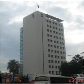 İŞ BANK ADMIN. BUILDING