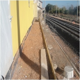 HIGH SPEED TRAIN STATION PROJECT